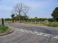 Gosberton Fen Bridge, Gosberton Clough, Lincs - geograph.org.uk - 259155.jpg