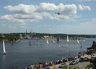 Round Gotland Race - Image: Gotland Runt 2012c