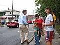 Gov. Warner at the Buena Vista Labor Day Parade (235247438).jpg