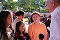 Governor Mark Dayton First Day of School (15121643445).jpg