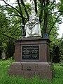 Grab Denkmal von Richard Kissling (1848–1919) Friedhof Wolfgottesacker, Basel (3).jpg