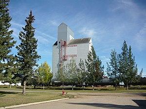 Rosthern - Grain elevator