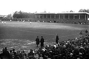 1930 FIFA World Cup - Image: Gran Parque Central 1900