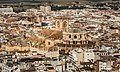 Granada Cathedral as seen from Alhambra 2014-08-06.jpg