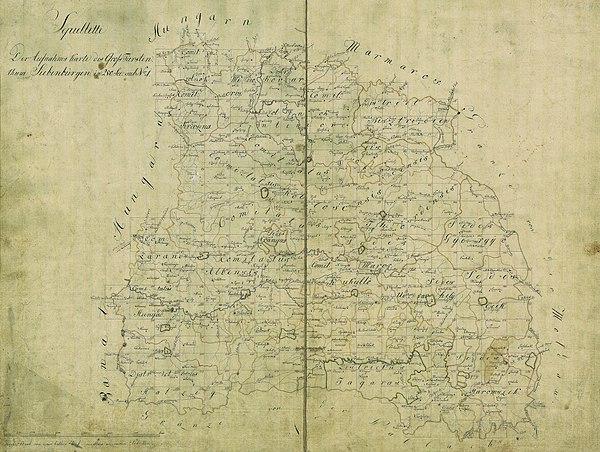 Ridicarea Topografică Iozefină Wikiwand