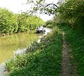 Grand Union Canal near Leicester - geograph.org.uk - 417615.jpg