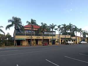 Grand View Hotel - Building in 2015