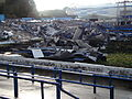 Grange End (Ninian Park) scrap metal.jpg