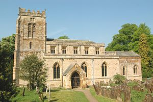 Great Tew - Image: Great Tew St Michael south