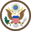 Obverse of the United States Great Seal