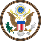 Great Seal of the United States.