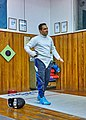 Greek Epee Fencers. Ilias Konstantinidis.jpg