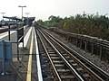 Greenford station, Eastbound Central Line platform - geograph.org.uk - 1400778.jpg