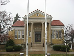 National Register of Historic Places listings in Decatur County, Indiana