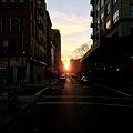 Greenwich Village NYC Sunset 032315 Horatio Street 19-00 h.jpg