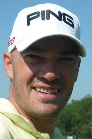 Grégory Havret - Havret at the 2012 KLM Open
