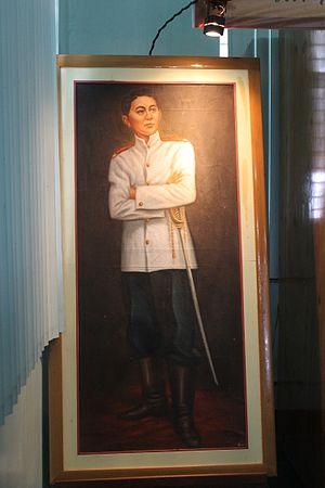 Gregorio del Pilar - Gregorio del Pilar painting at PMA Museum