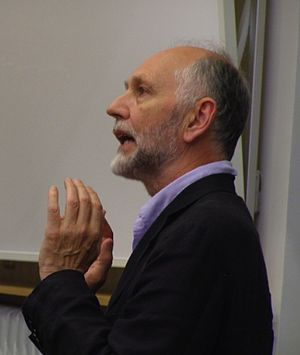 Gregory Currie - Gregory Currie in Tartu (Conference New Developments in Narratology: Cognitive, Communicative, and Philosophical Approaches, May 2010)