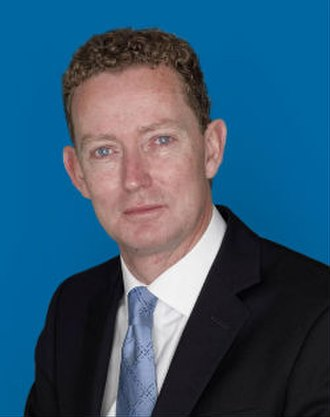 Greg Barker, Baron Barker of Battle - Image: Gregory Barker, Minister of State of the Department of Energy and Climate Change