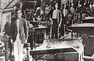 1917–1919 Brazil strike movement