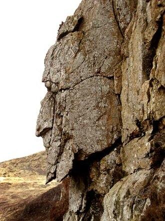 Galloway Hills - Grey Man of the Merrick.