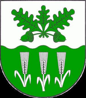Groß Rheide - Image: Gross Rheide Wappen