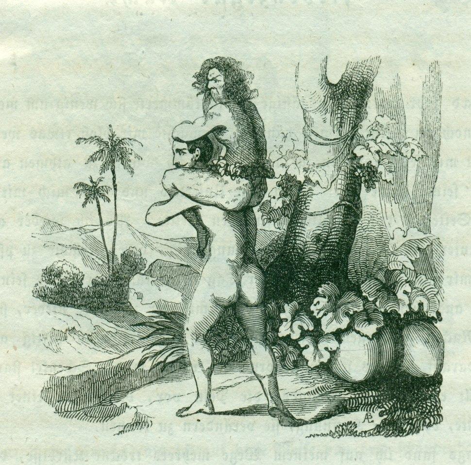 Gross F, 269. Nacht, 1001 Nacht, Bd 2, 1839