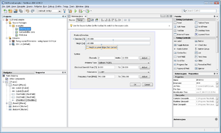 Graphical user interface builder