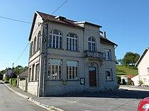 Guincourt (Ardennes) mairie.JPG