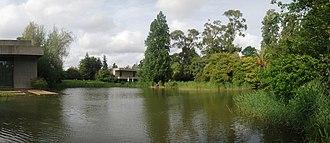 Calouste Gulbenkian Foundation - Gulbenkian Park of the Gulbenkian Foundation and Museum