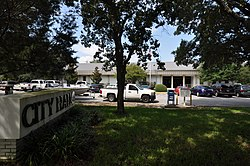 Gulf Breeze City Hall, September 2014