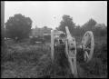 Gun at Monmouth Redoubt, Tauranga ATLIB 264681.png