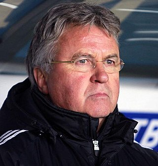 Guus Hiddink Dutch footballer