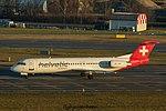 HB-JVH Fokker 100 (F28-0100) F100 - QAQ (31808868612).jpg