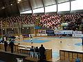 HC Liceo, Pazo dos deportes Riazor, A Coruña, HC Liceo vs CP Vic 1.JPG