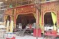 HK 西營盤 Sai Ying Pun 香港 中山紀念公園 Dr Sun Yat Sen Memorial Park 香港盂蘭勝會 Ghost Yu Lan Festival 神壇 Altar stage Sept 2017 IX1 07.jpg