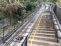 HK ML 半山區 Mid-levels 梅道 May Road peak tram rail February 2020 SS2 06.jpg