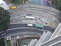 HK Mid-levels 羅便臣道 80 號 Robinson Road 1-46B view Sheung Wan 般咸道 Bonham Road 醫院道 Hospital Road Oct-2010.JPG