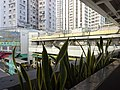HK Ngau Tau Kok Road Municipal Services Building footbridge view Nov-2015 DSC.JPG