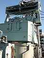 HMS Belfast - Gun direction platform 1.jpg