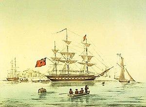 HMS Fly (1831) - Image: HMS Fly (1831)
