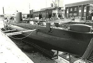 HMS Osiris (S13) - HMS Osiris