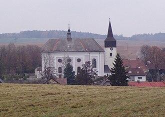 Hajnice - Church of Saint Nicholas