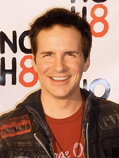 Hal Sparks American actor; comedian and musician