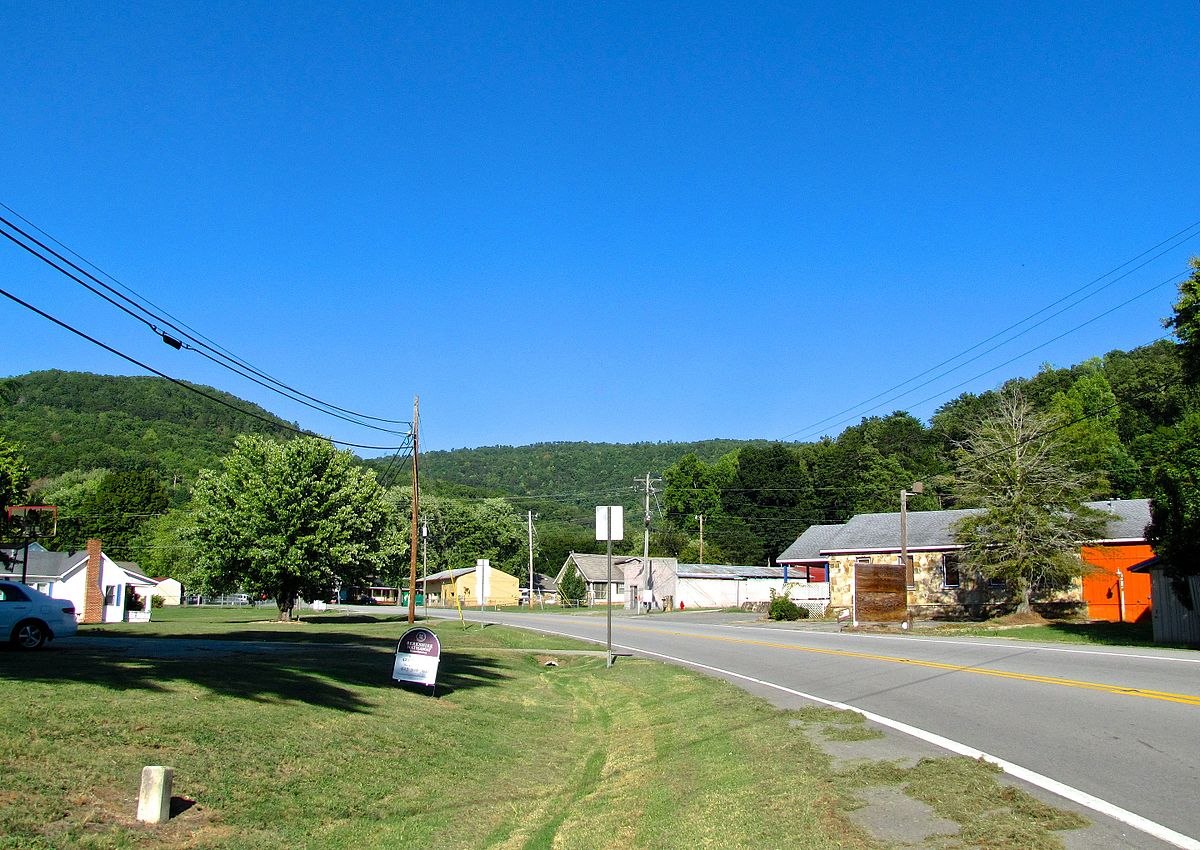 Haletown, Tennessee