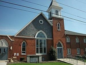 Hallam, Pennsylvania - Hallam United Methodist Church