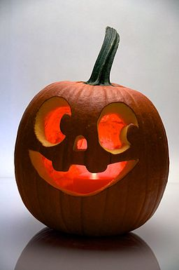 Halloween pumpkin - Evan Swigart