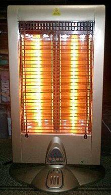 Calefactor wikipedia la enciclopedia libre - Calefactor de pared bano ...