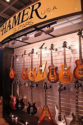 Hamer Guitars Wikipedia