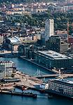 Hamnbassäng vid Malmö högskola–flygbild 06 september 2014.jpg